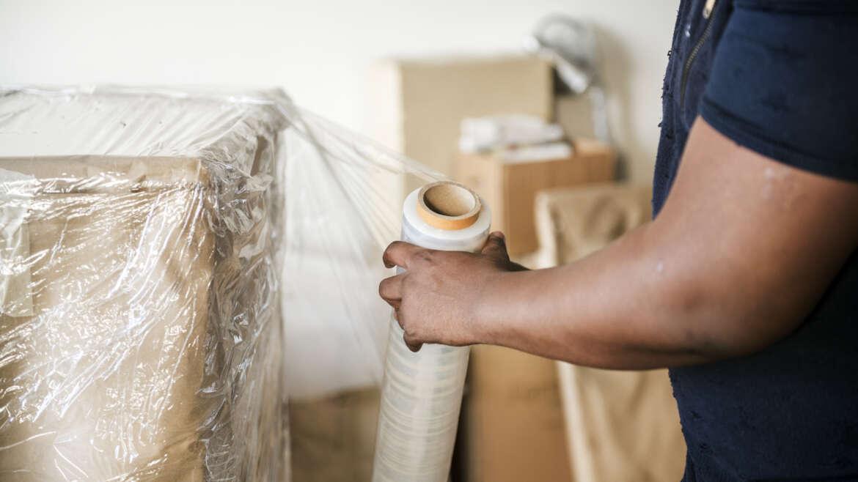 Inpakken, uitpakken & monteren